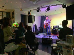 ライブ出演[Live cafe&barアクアリウム2周年記念ライブ] @ 福岡・天神 Live cafe&bar アクアリウム