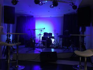 ライブ出演 @ 福岡・天神 Live cafe&bar アクアリウム